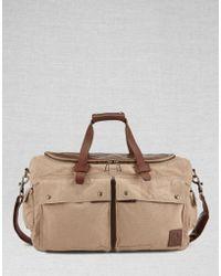 Belstaff - Magnum Weekend Bag - Lyst