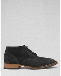 Belstaff - Stockwell Chelsea Boots - Lyst