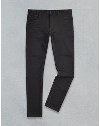Belstaff - Tattenhall Skinny Fit Trousers - Lyst