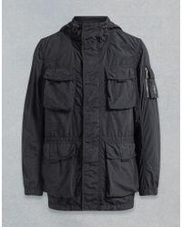 Belstaff - Pallington Parka Jacket - Lyst