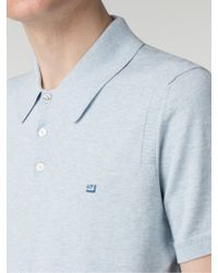 Ben Sherman | Short Sleeve Cotton Knitted Polo | Lyst