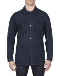 Ben Sherman - Four Pocket Workwear Mac - Lyst