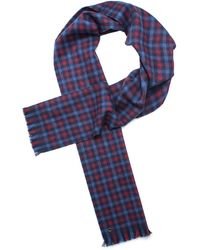 Ben Sherman - Woven House Gingham Scarf - Lyst
