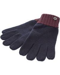 Ben Sherman - Knitted Gloves - Lyst