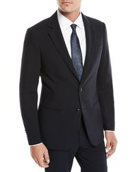 Giorgio Armani - Men's Crepe Wool Two-piece Suit - Lyst