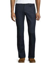 J Brand - Men's Kane Clean Wash Straight-leg Denim Jeans Hirsch - Lyst