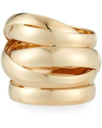 Lana Jewelry - Bubble Ring In 14k Yellow Gold - Lyst