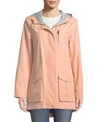 Mackage - Hailie Rain Jacket W/ Hood - Lyst