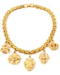Ben-Amun - Multi-charm Necklace - Lyst