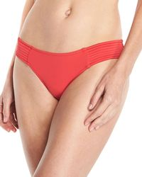 Seafolly - Quilted Hipster Bikini Bottom - Lyst