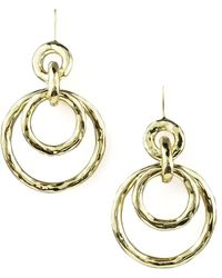 Ippolita - Glamazon Jet-set Earrings - Lyst