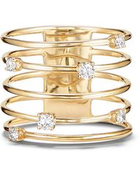 Lana Jewelry - Wire Crown Ring - Lyst