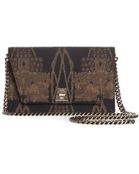 Akris - Anouk Small City Fruits Of Vienna Shoulder Bag - Lyst