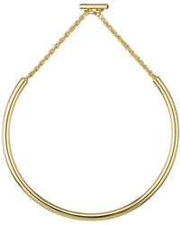 Vita Fede - Nora Toggle Collar Necklace - Lyst