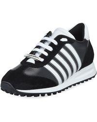DSquared² - New Runner Hiking Sneaker - Lyst