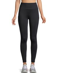 Lanston - Dixon Side-panel Full-length Performance Leggings - Lyst