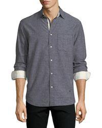 Rag & Bone - Men's Beach Contrast-face Shirt - Lyst