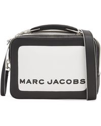 Marc Jacobs - The Box 20 Top Handle Bag - Lyst