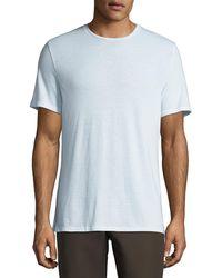 Vince - Men's Feeder Stripe T-shirt - Lyst