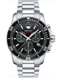 Movado - Series 800 Chronograph Watch - Lyst