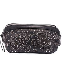 9b6d5d39ad5 Christian Louboutin Men's Paris Nyc Spike Belt Bag/fanny Pack - Lyst