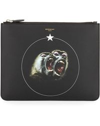Givenchy - Men's Monkey Brother Pouch - Lyst
