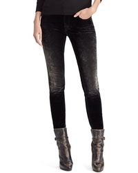 Ralph Lauren Collection - 50th Anniversary Easton Mid-rise Skinny Jeans - Lyst
