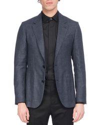 Berluti - Wool-silk-linen Sport Coat - Lyst