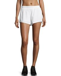 Under Armour - Accelerate Split Running Shorts - Lyst