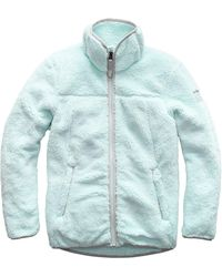 The North Face - Campshire Sherpa Fleece Jacket - Lyst