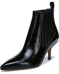 Diane von Furstenberg - Mollo Pointed Booties - Lyst