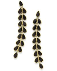 Ippolita - 18k Polished Rock Candy Drop Earrings - Lyst
