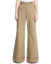 Rosie Assoulin - Wide-leg Boy Pants - Lyst