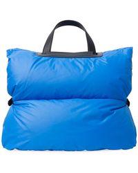 6a790464c4a0 Valextra - Iside Handbag Puffer Coat - Lyst