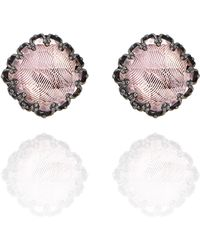 Larkspur & Hawk - Jane Large Post Earrings - Lyst