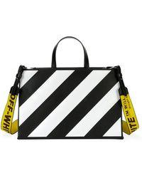 Off-White c/o Virgil Abloh - Diagonal Box Bag - Lyst