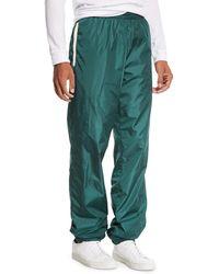 Moncler - Men's Nylon Athletic Pants - Lyst