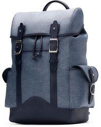 Ghurka - Explorer No. 239 Leather Backpack - Lyst