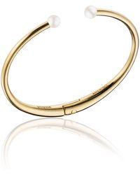 Vita Fede - Mini Andrea Pearly Cuff Bracelet - Lyst