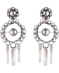 DANNIJO - Ash Statement Earrings - Lyst