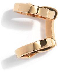 Repossi - Berbere Single Ear Cuff In 18k Gold - Lyst
