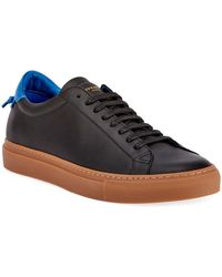Givenchy - Men's Urban Knot Leather Low-top Sneaker - Lyst