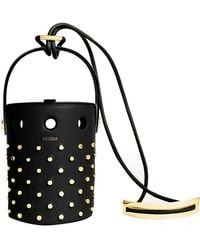 PERRIN Paris - Le Mini Seau Studded Bucket Bag - Lyst