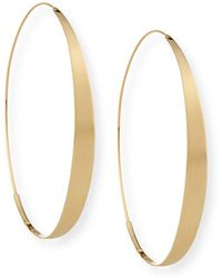 Lana Jewelry - Bond Xl Glam Magic Hoop Earrings - Lyst