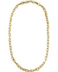 """Ashley Pittman - 36"""" Brnz Link Chain Necklace - Lyst"""