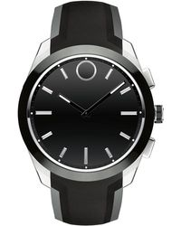 Movado - 44mm Bold Connected Ii Smartwatch - Lyst