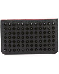 Christian Louboutin - Men's Panettone Spikes Key Ring Pouch - Lyst