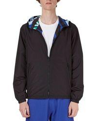 KENZO - Wind-resistant Reversible Jacket - Lyst
