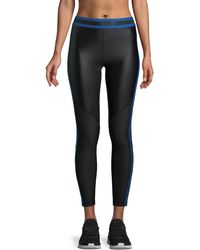 Alala - Varsity Mesh-panel Performance Tights - Lyst