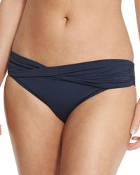 Seafolly - Twist Band Hipster Bottom - Lyst